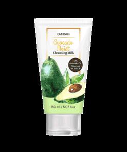 avocado moist cleansing milk